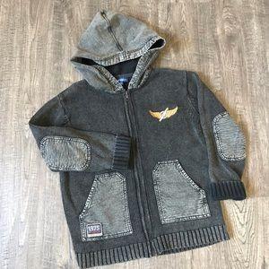 Naartjie Zip Up Sweaters